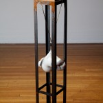 Twice Your Weight 2011 - Porcelain, Steel, Chain, Nails